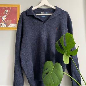Polo By Ralph Lauren Wool Sweater